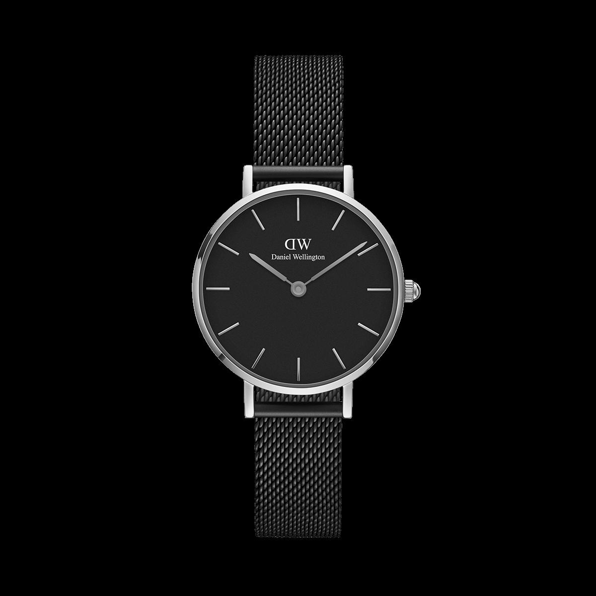 ef94334f97b4 Classic Petite Ashfield 28 Silver (Black)