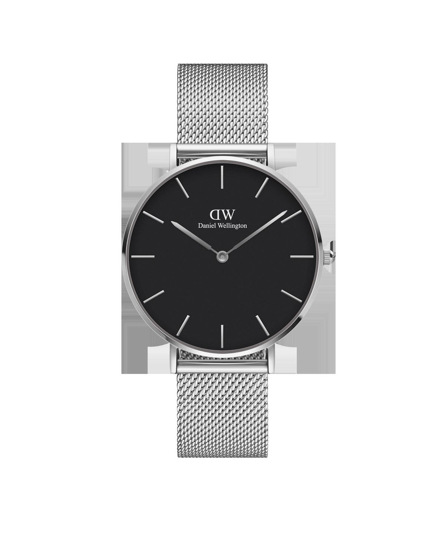 bracelet daniel wellington argent