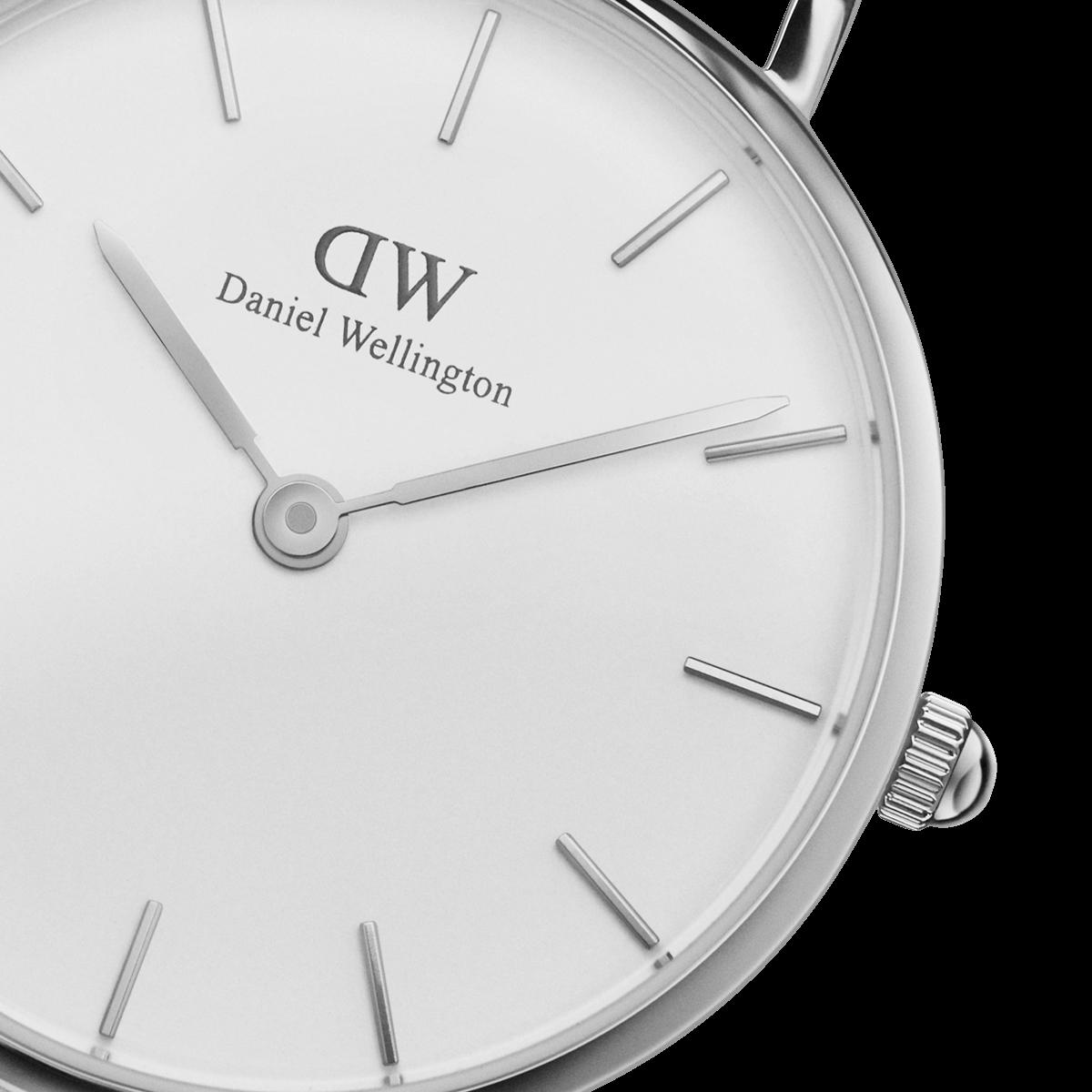 e6c4ffb17b85 Classic Petite Cornwall 28 Silver (White)